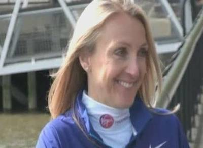 News video: Paula Radcliffe 'Unprepared' for Final London Marathon
